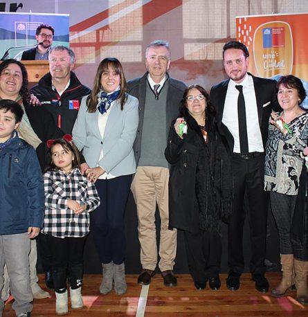 Tras 15 años de espera 300 familias de Frutillar recibieron casas