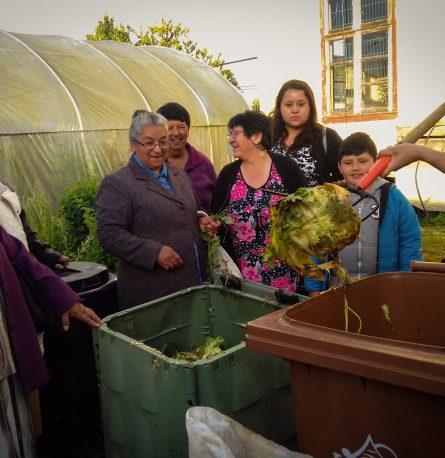 Nuestra Comunidad por el Reciclaje.