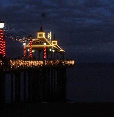 Navidad: Ciudad de música y luces