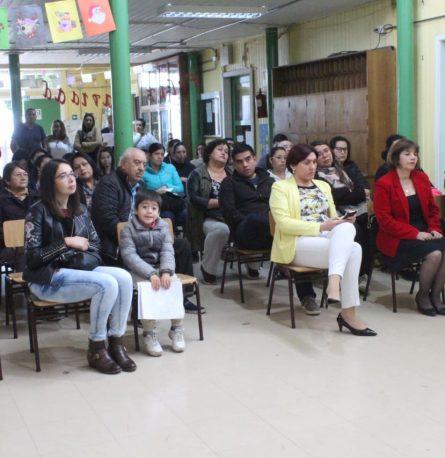 Dan el vamos a Escuelas Saludables de Verano  en la comuna de Frutillar.