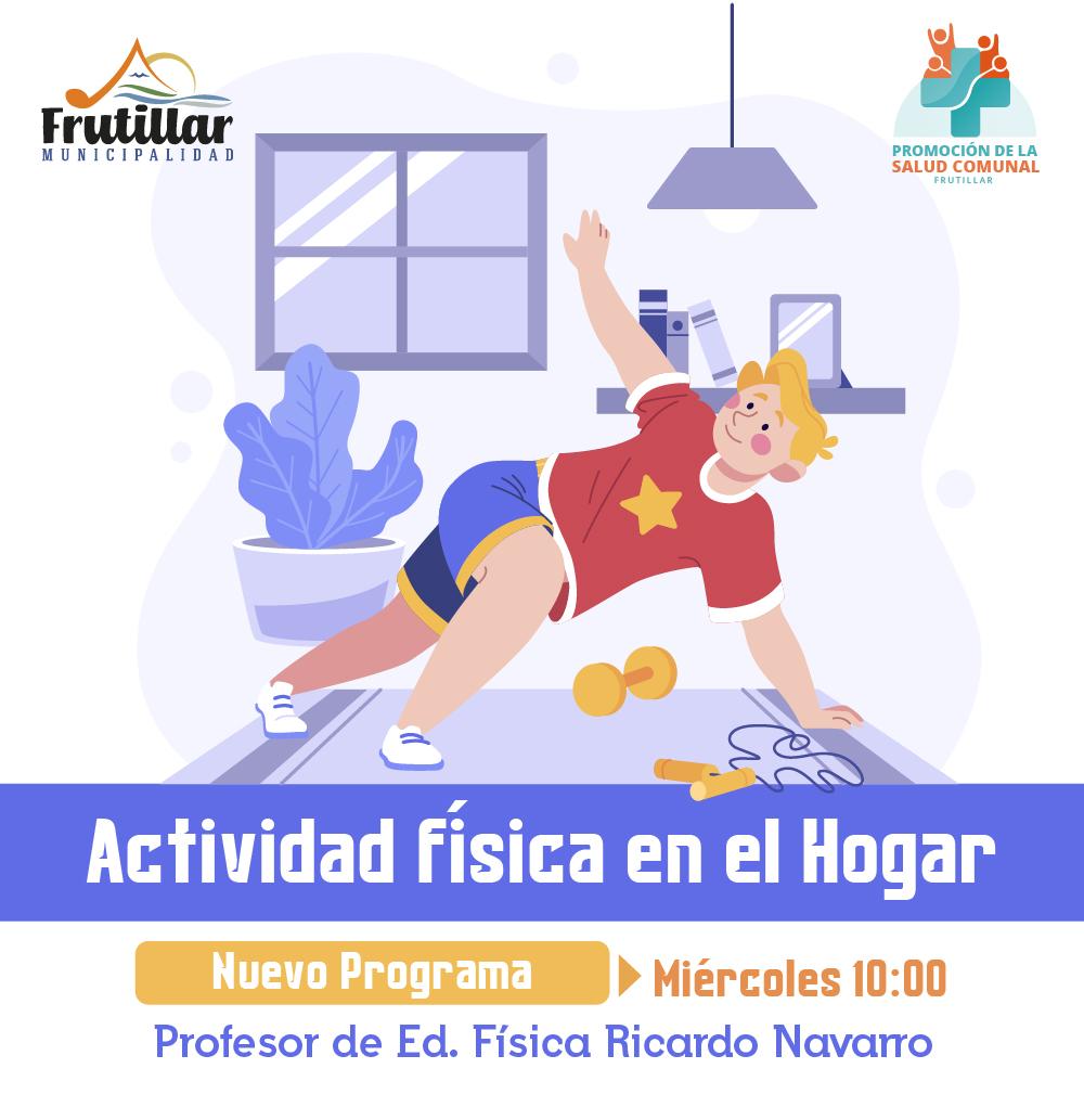 Actividad Física en el Hogar
