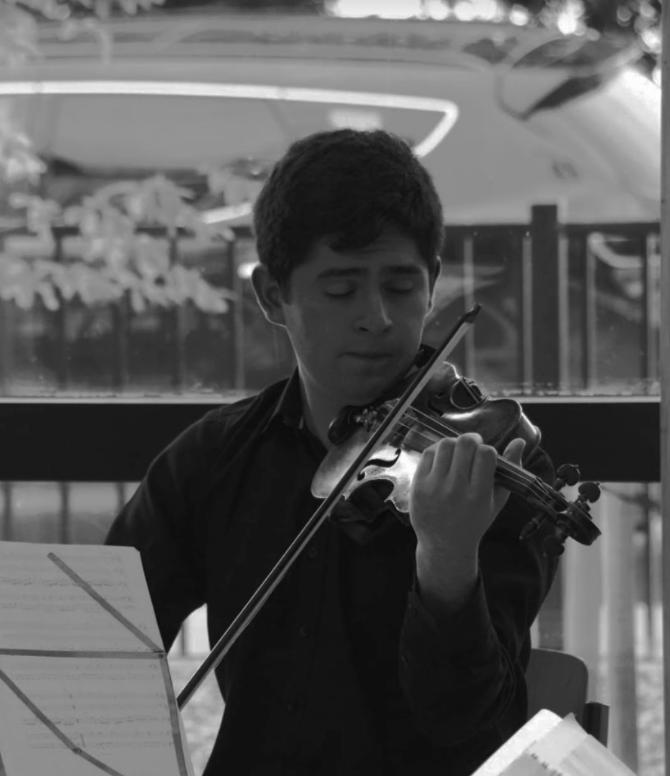 Micro Conciertos de Invierno Benjamín Aguilar