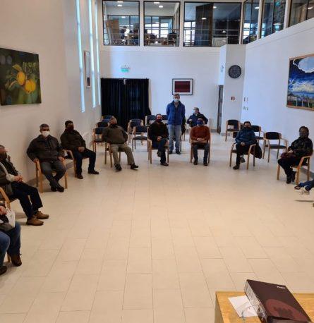 ASUMIÓ EL NUEVO VICE-PRESIDENTE DEL CONSEJO COMUNAL DE LA SOCIEDAD CIVIL EN FRUTILLAR