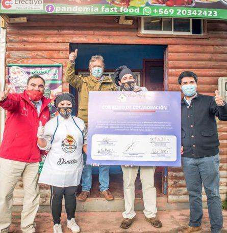 Bienes Nacionales firmó convenio con la Municipalidad de Frutillar  para promover las pymes de la comuna a través de herramienta online