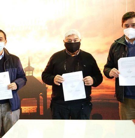 Firma Contrato de Barrio Nueva Pantanosa