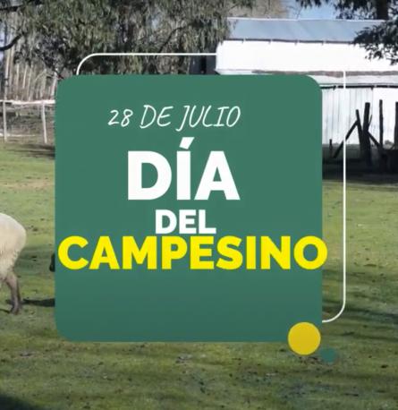 ¡FELIZ DÍA A TODOS NUESTROS CAMPESINOS Y CAMPESINAS!